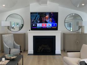 AV installer Wired Media Solutions services Orange County
