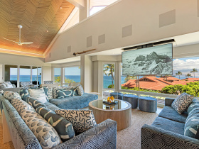 Home automation installation by eDesign Group for Kihei
