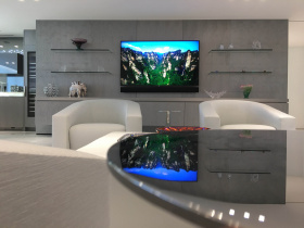 Home automation installation by First Priority Audio for Lighthouse Point