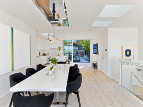 Home automation installation by A Shade Above for Palo Alto