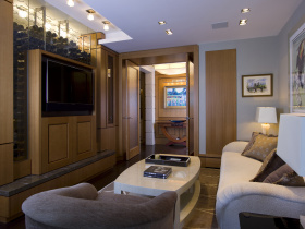 Home automation installation by Adobe Cinema and Automation for Nantucket Island