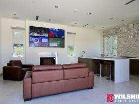 AV installer Wilshire Media Systems services Pacific Palisades
