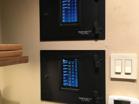 Home automation installation by M2 Multimedia for Brentwood