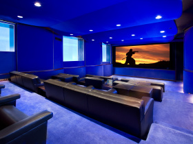 Smart home installation by Future Home for Brentwood