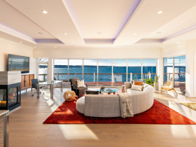Smart home installation by System Design Integration for Boston