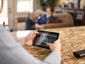 Smart home installation by Innovative Technologies for Quoque