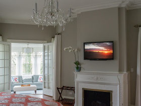 Smart home installation by Mills Technologies for North Shore