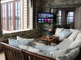 Smart home installation by Rich AV Design for Fairfield