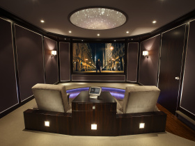 Smart home installation by Definitive Sound for Ontario