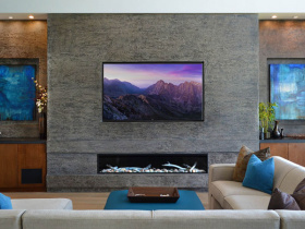 Smart home installation by Whitman Automation for Stark
