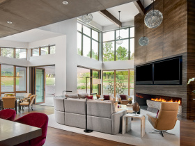 Smart home installation by Harrison Home Systems for Boulder