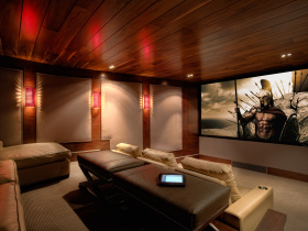 Smart home installation by Audio Integrations for Las Vegas