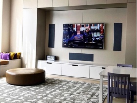 AV installer Electronic Concepts services Bergen