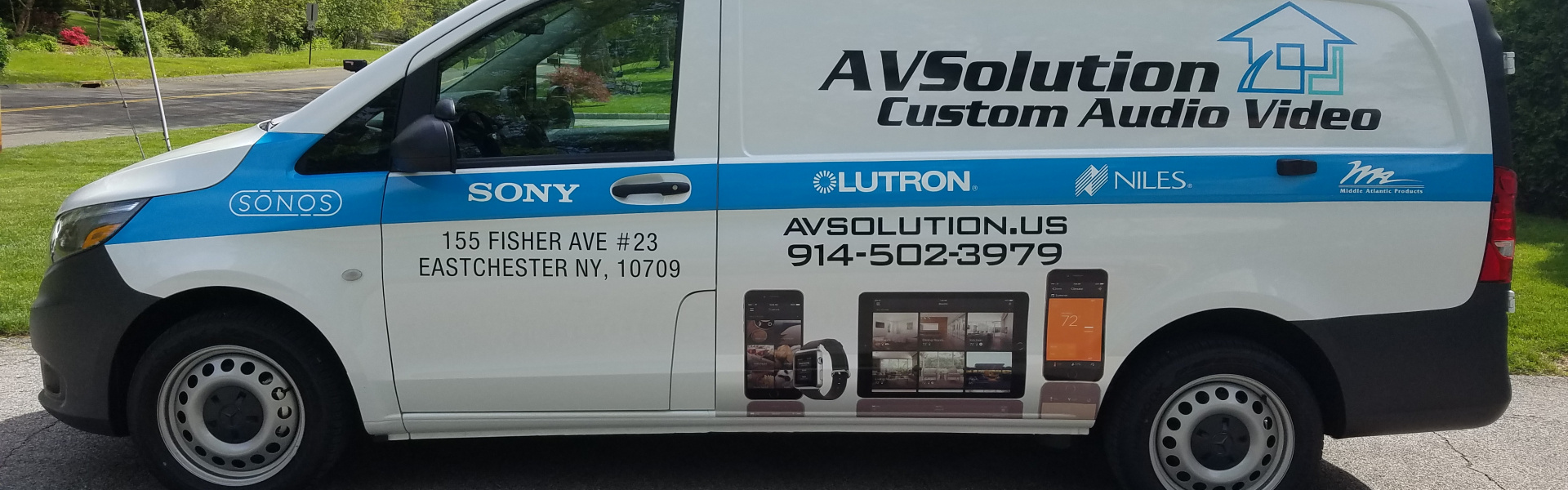 AV installation & smart home services Westchester: AV Solution