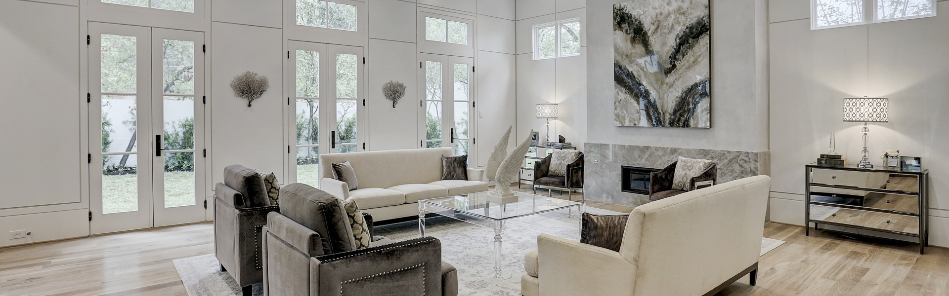 Smart home installation by StroTek for Galleria