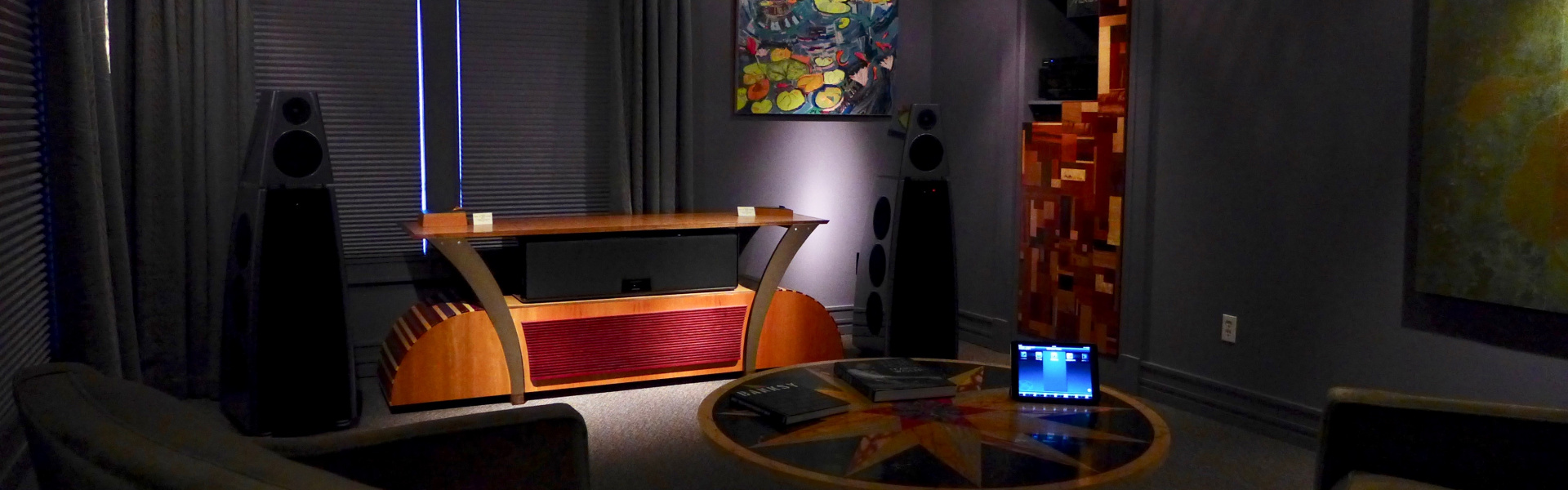 Smart home installation by AudioArt for Concord