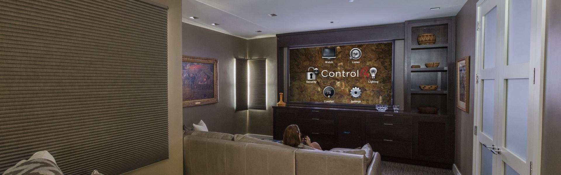 Smart home installation by Technology Design Associates for Salem