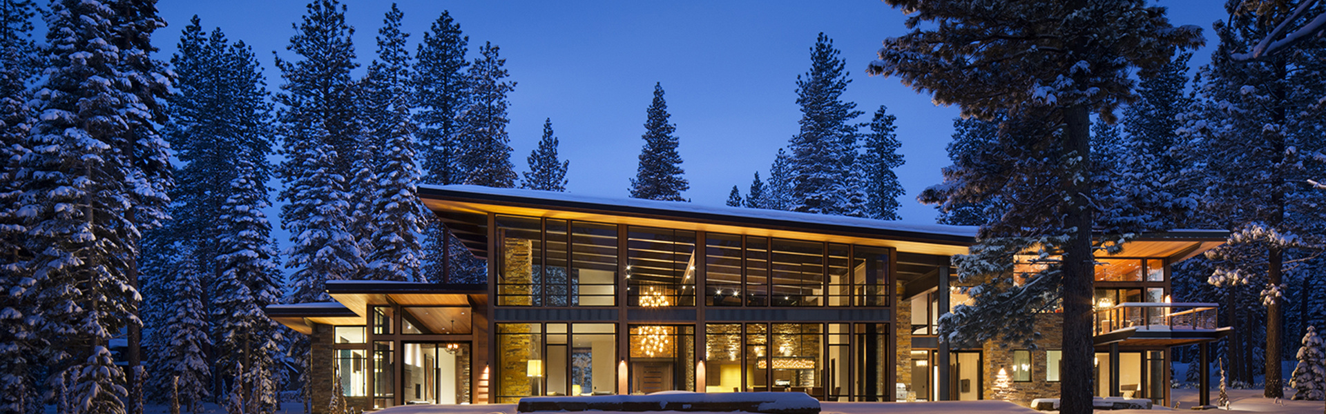 Smart home installation by RAC Advanced Control for Truckee