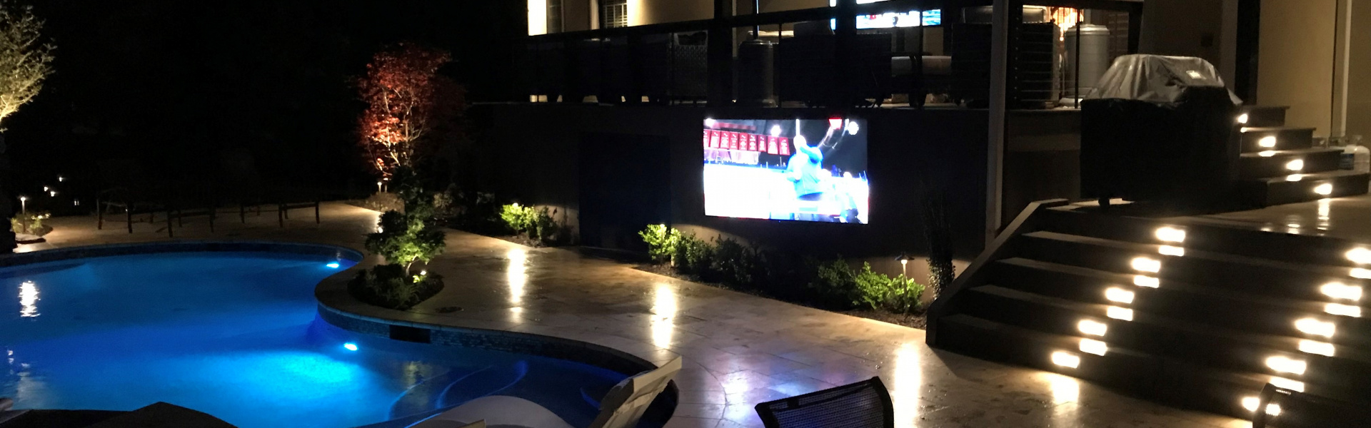 Smart home installation by Atlanta Audio & Automation for Alpharetta