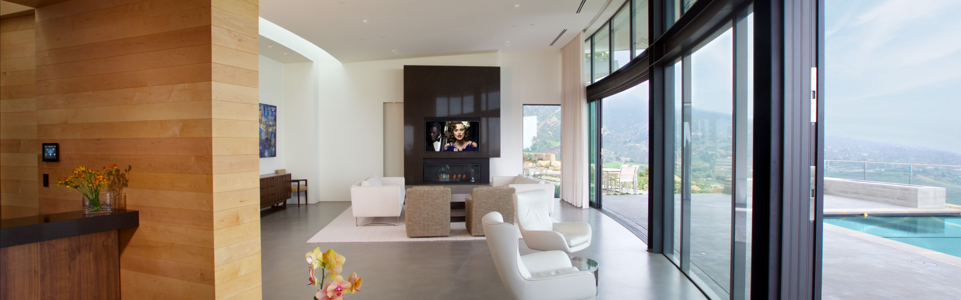 Smart Home Installation By Hi Fi Club For Santa Barbara