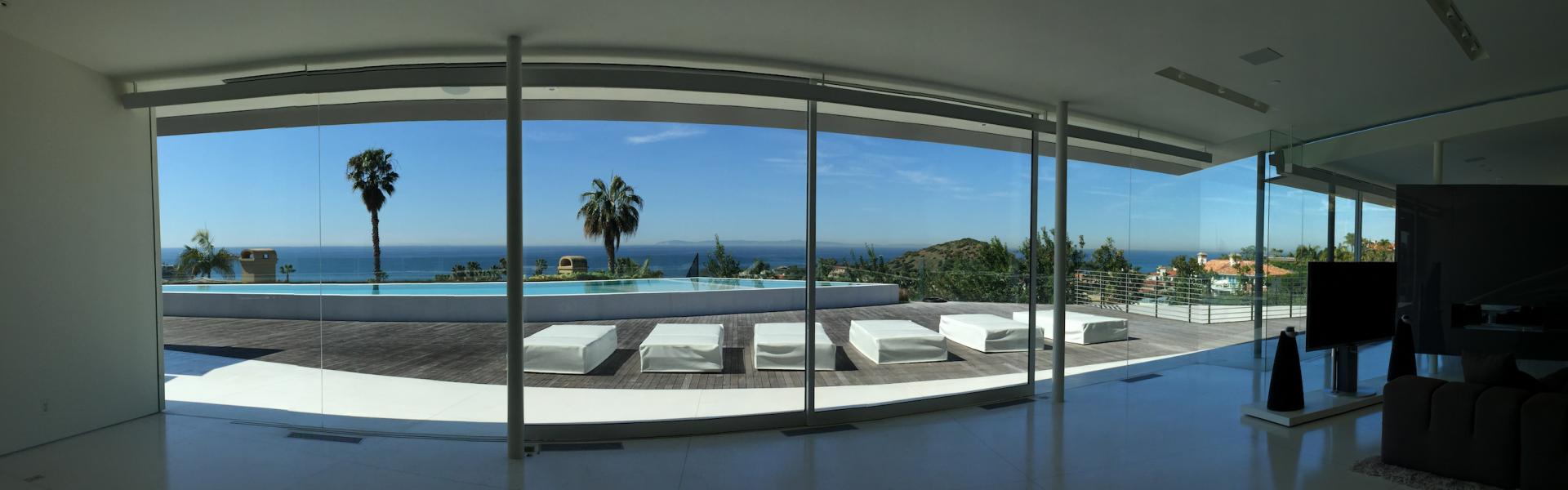 Smart home installation by NXT AV for Newport Beach