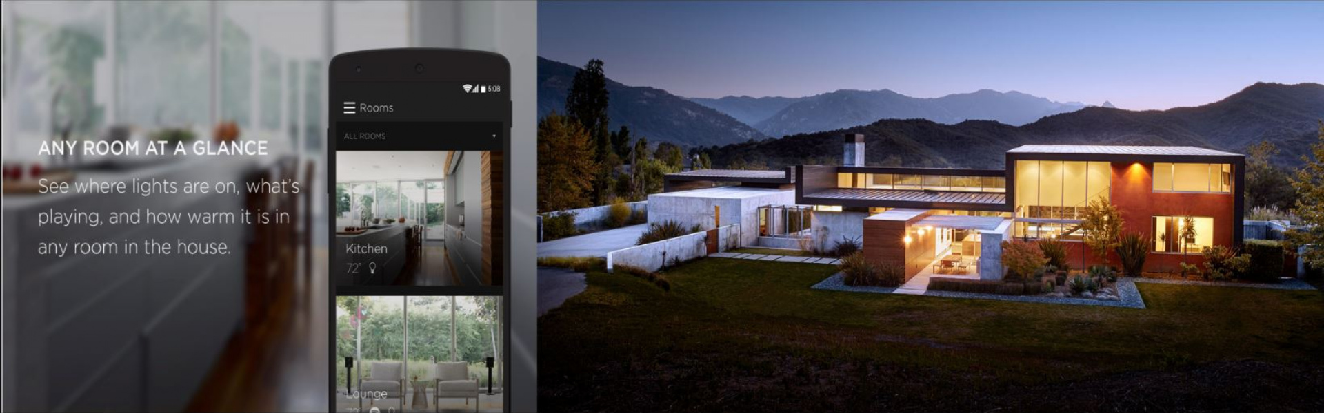 Smart home installation by Tree Ridge Enterprise for Killington