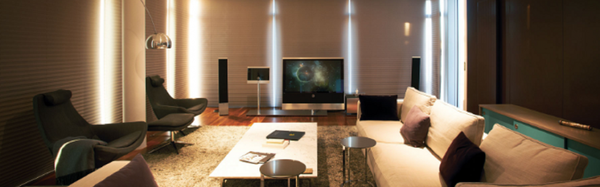 Smart home installation by CH Automation & Theatre Systems for Los Angeles
