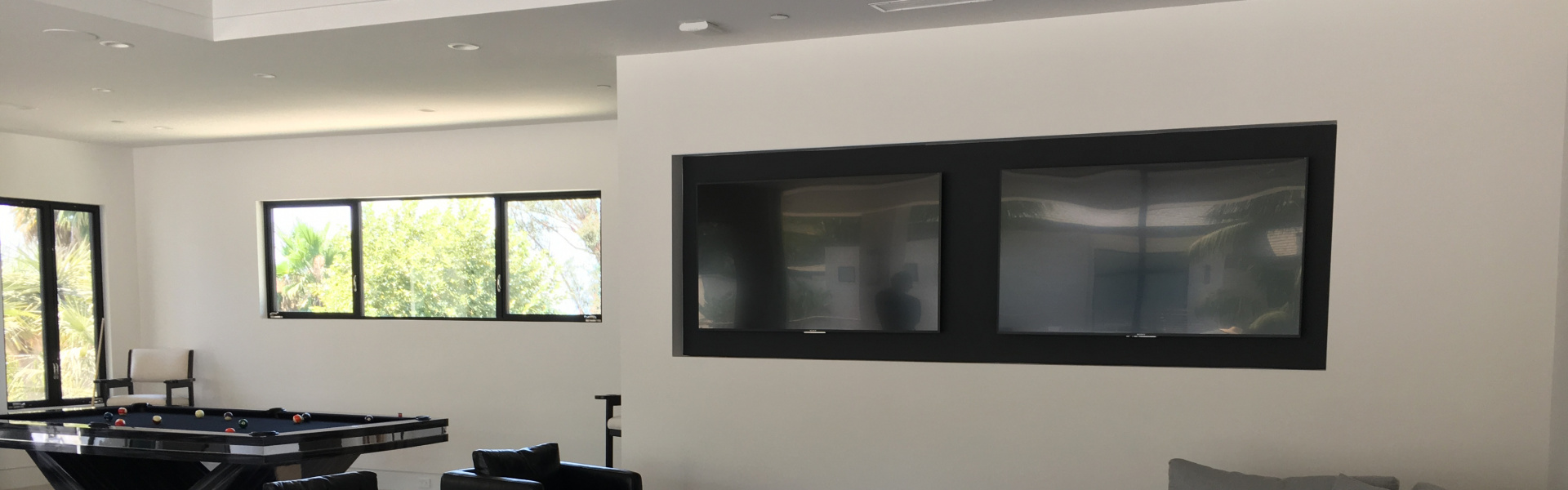 Smart home installation by Fuzion3 for Henderson