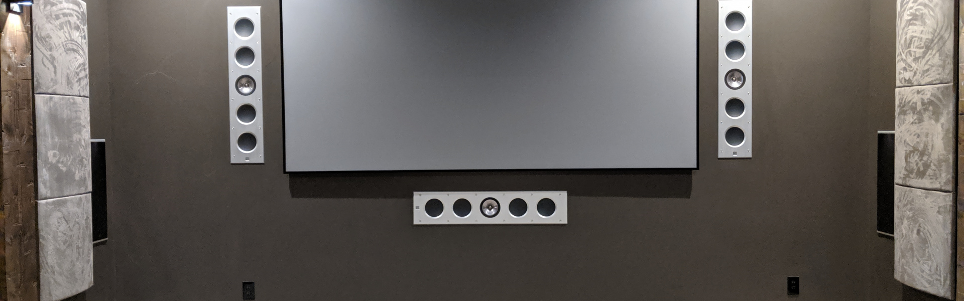 Smart home installation by Harmonic Series for Loveland
