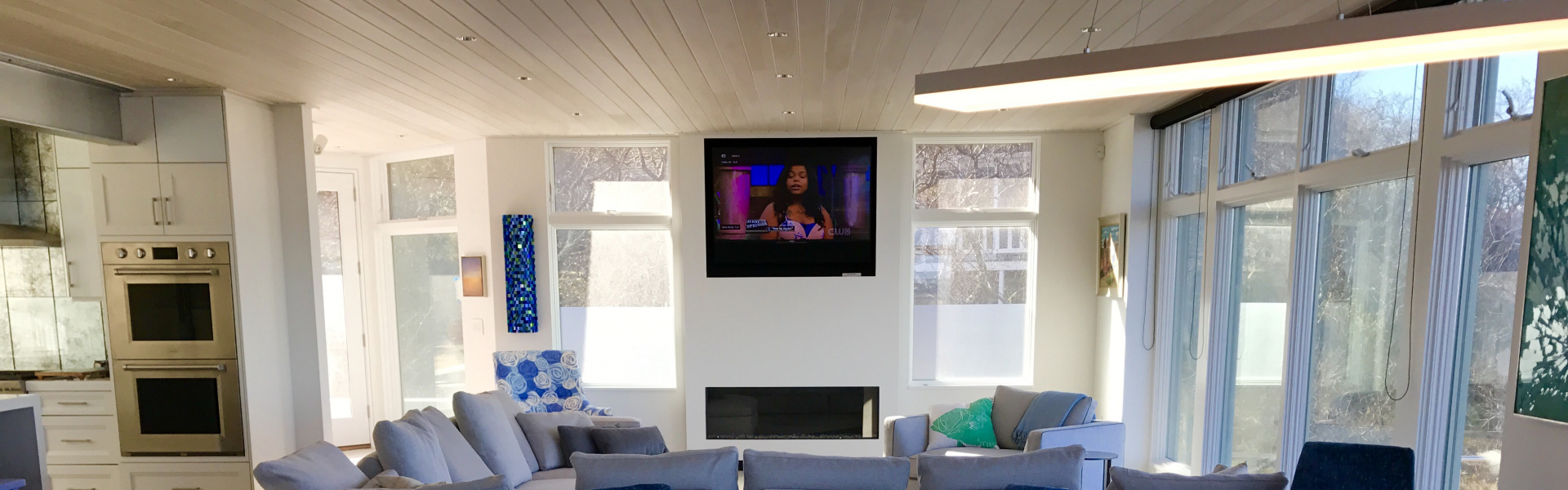 Smart home installation by Technical Operations And Development  for Falmouth