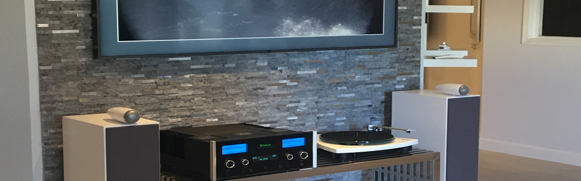 Smart home installation by The Audiohouse for Indian River