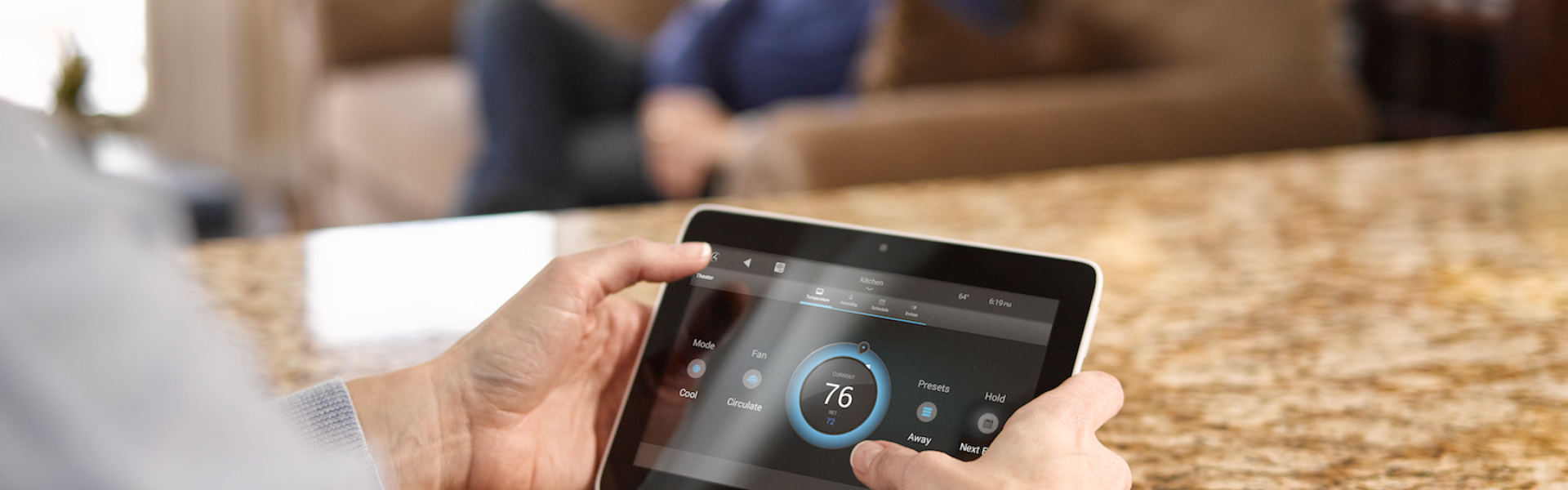 Smart home installation by Integral Systems for Tampa