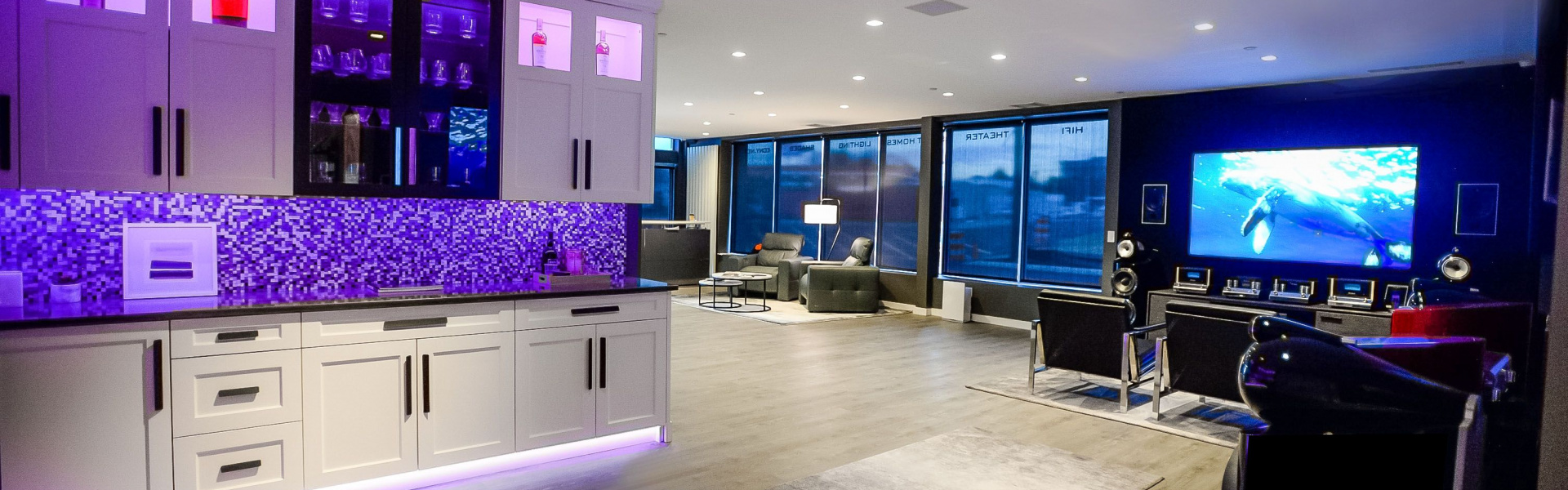 Smart home installation by Electronic Concepts for Westchester